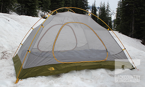 rock tent the north face