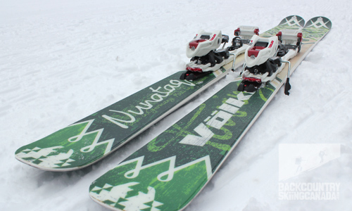 Volkl Aire 2012 Womens Piste Ski Review By Edge & Wax ...