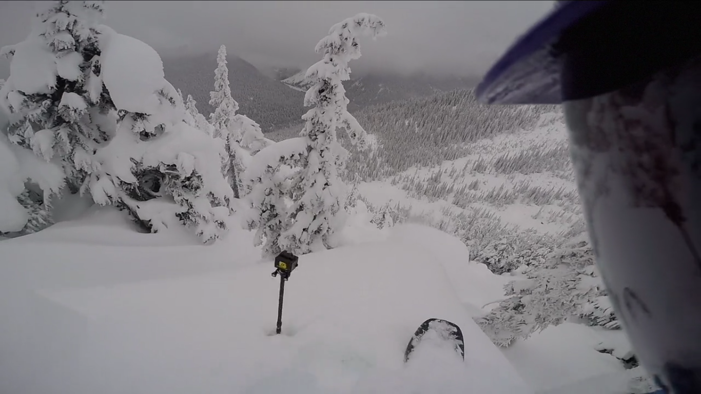 Video: Rogers Pass Avalanche