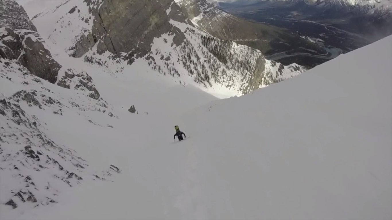 Video: Mt. Lawrence Grassi Couloir