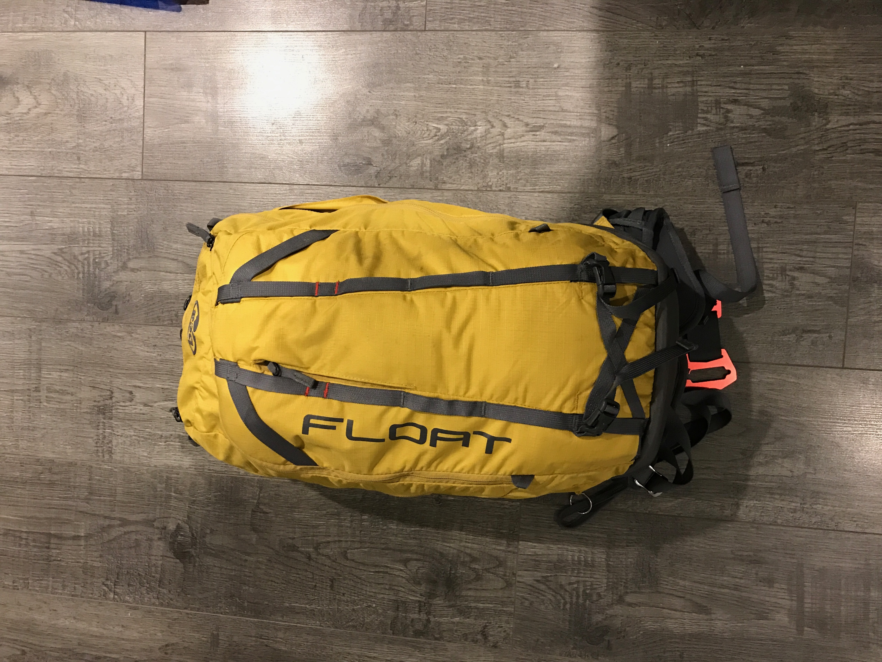 BCA Float 27L bag w/cannister