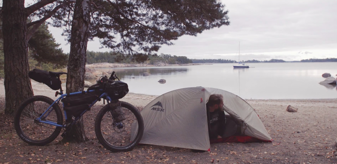 Bikepacking Vid: Not Far From Home with Erkki Punttila