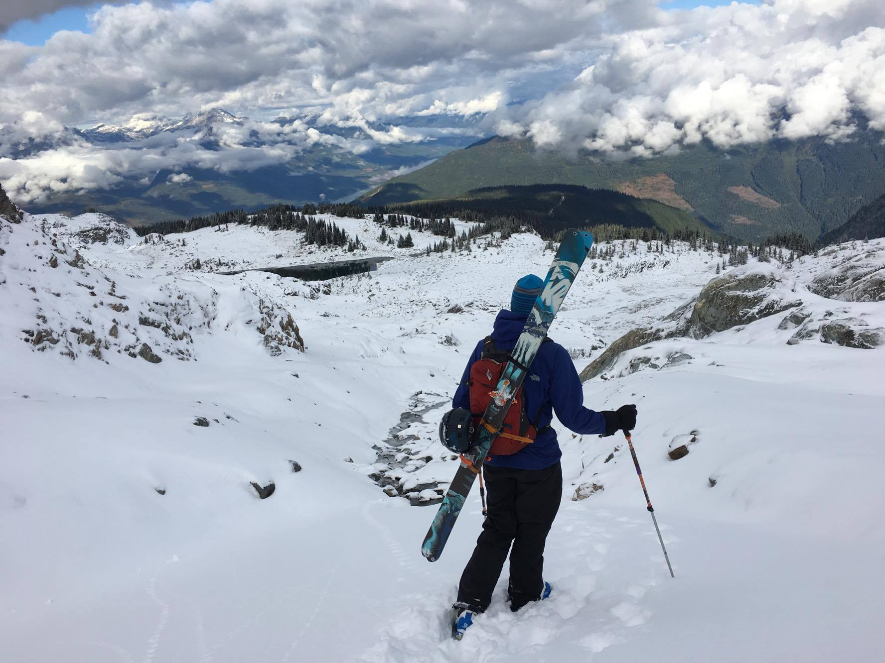September Powder and the Revelstoke classic